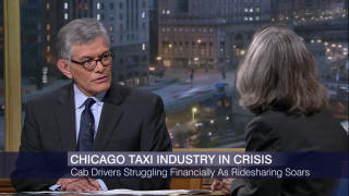 Chicago's Taxi Industry Is In Crisis: Can It Be Saved?