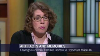 Preserving Artifacts, Memories of Holocaust Survivors