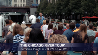 WTTW Documentary Takes Fresh Look at Chicago River