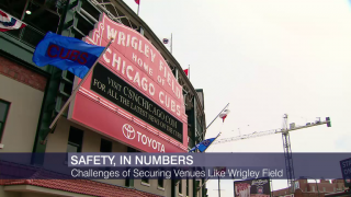 Eyes on Security at Wrigley Field, Other Potential Chicago T