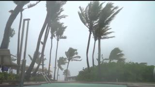 Hurricane Irma Rips Through Caribbean, Florida Prepares