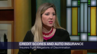 Should Your Credit Score Affect Your Car Insurance Rate?