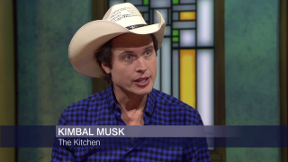 Digging in the Dirt with Tech Entrepreneur Kimbal Musk