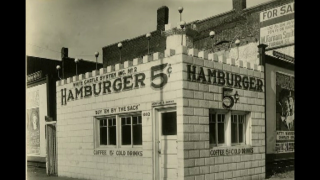 Ask Geoffrey: White Castle Inspired by Chicago Water Tower?