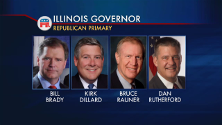 January 13, 2014 - State of Race for IL Governor