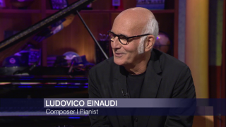 Pianist Ludovico Einaudi on His 'Elegy for the Artic'