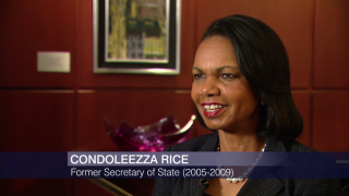 Condoleezza Rice Weighs in on Trump Administration, Foreign