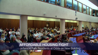 Northwest Side Residents in Affordable Housing Fight
