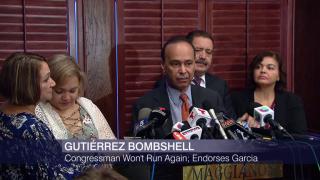 Rep. Luis Gutierrez's Retirement Shakes Up Political Scene