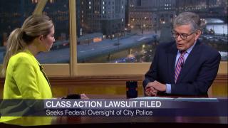 Black Lives Matter Files Lawsuit to Force Chicago Police Ref