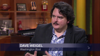 Politics and Prog Rock with Dave Weigel of the Washington Po