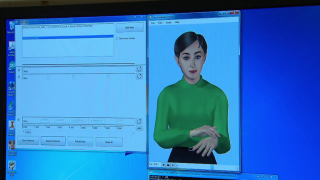 'Paula' Avatar to Ease Communication between the Hearing and
