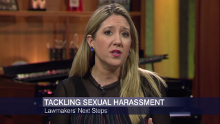 Lawmakers Scramble to Tackle Charges of Sexual Harassment