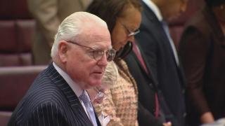 Chicago Ald. Ed Burke, 14th Ward. (Chicago Tonight file photo)