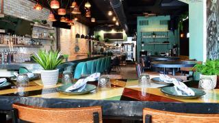 Amaru restaurant in Wicker Park (Credit: Lori Sapio / Lori Sapio Photography)