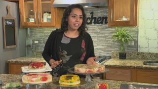 Angelica Aguilar was born in Mexico, but she didn't develop an interest in making gelatin art until she was a young adult in Chicago. (WTTW News)