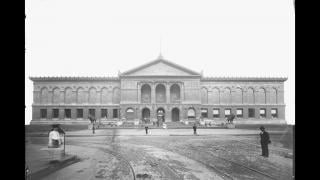 The Art Institute of Chicago in 1893 (Courtesy of The Art Institute of Chicago)