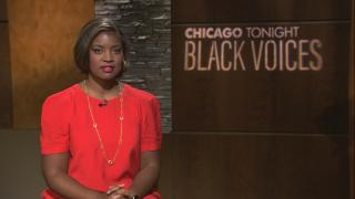 "Brandis Friedman hosts the 48th episode of ""Black Voices."" (WTTW News)"