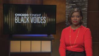 "Brandis Friedman hosts the 51st episode of ""Chicago Tonight: Black Voices."" (WTTW News)"