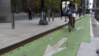 Cyclists of color in Chicago get a disproportionate number of tickets from police, according to reports by the Chicago Tribune. (WTTW News)