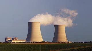 Byron Nuclear Generating Station in Ogle County, Illinois. (Christopher Peterson / Wikimedia Commons)