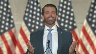 Donald Trump Jr. (WTTW News via CNN)