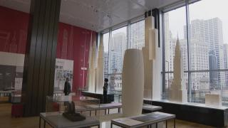 The headquarters of the Chicago Architecture Center are currently closed, but the CAC is offering a variety of online programs. (WTTW News)