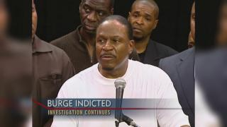 "A screenshot from the ""Chicago Tonight"" archives shows reaction to the indictment of disgraced former Chicago police Cmdr. Jon Burge. (WTTW News)"