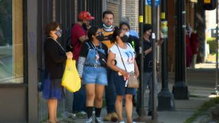 A new study suggests large, urban environments promote lower rates of depression among city residents, in comparison to suburbs and towns, due to the increased daily social interaction cities and the built environment facilitate. (WTTW News)