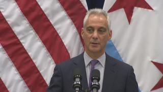 """On this case, I think it's more important to get it right, than get it fast,"" Chicago Mayor Rahm Emanuel said Wednesday about reaching agreement on a police consent decree. (Chicago Tonight)"