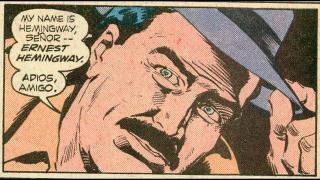 """An illustration from DC's """"Weird War Tales"""" #68 (October 1978)"""