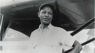 An undated photo shows Cornelius Coffey