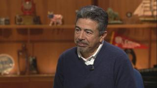 """Ald. Danny Solis, 25th Ward, appears on """"Chicago Tonight"""" on Nov. 26, 2018."""