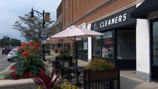Des Plaines is a diverse city, with a growing population of more than 58,000 people, located just North of O'Hare Airport. (WTTW News)
