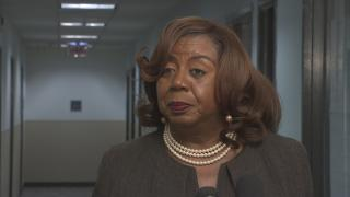 Mayoral candidate Dorothy Brown calls for other campaigns to stop challenging her petition signatures.