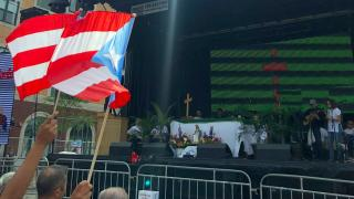 The pandemic has shut down the Mexican Independence Day parade for a second year, but Fiesta Boricua is going ahead with its plans. (WTTW News)