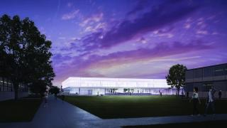 (Illinois Institute of Technology / John Ronan Architects)