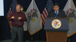 Gov. J.B. Pritzker and Mayor Lori Lightfoot detail various re-openings which include the Auto Show and a special concert series for people who are vaccinated. However, the mayor and the governor differ on full lifting of restrictions by about a month. (WTTW News)