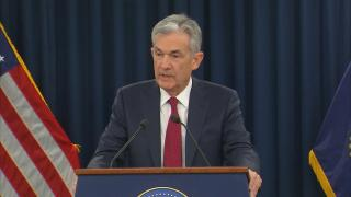 """""""Nothing will deter us from doing what we think is the right thing to do,"""" Federal Reserve Chairman Jerome Powell said Wednesday, Dec. 19, 2018."""