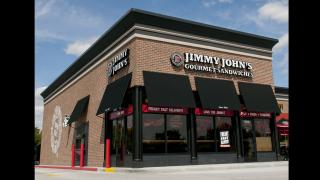A Jimmy John's sandwich shop in Urbana, Illinois. (Wikimedia Commons)