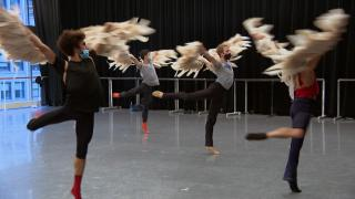"""The Joffrey Ballet returns with """"Home: A Celebration,"""" a dance embodied after the old Negro Spiritual, """"Swing Low, Sweet Chariot."""" (WTTW News)"""