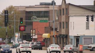 The city of Kankakee, Illinois. (WTTW News)
