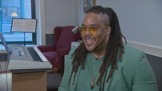 Chicago opera singer Keanon Kyles speaks with WTTW News.