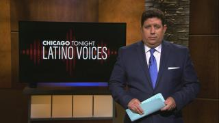 """Michael Puente of WBEZ guest hosts the 35th episode of """"Latino Voices."""" (WTTW News)"""