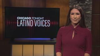 "CBS 2 Chicago's Marissa Parra guest hosts the 51st episode of ""Latino Voices."" (WTTW News)"