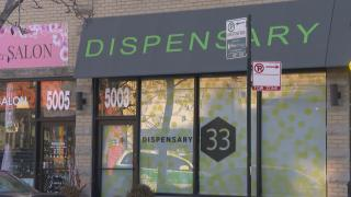 Dispensary 33 in Andersonville (WTTW News)