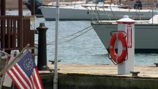 Water safety advocates want flotation devices like life preserver rings or life buoys made available throughout the lakefront. (WTTW News)