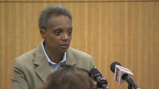 """""""The reason we haven't solved the pension problem is because of political will, pure and simple,"""" Chicago Mayor Lori Lightfoot said on Monday, July 1, 2019."""