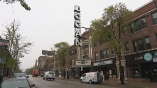 Chicago's Logan Square neighborhood (WTTW News)