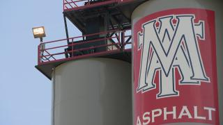 MAT Asphalt in McKinley Park (WTTW News)